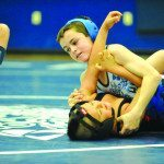 Youth USA wrestling ended its season at home last weekend. (Photo courtesy of B.J. Almberg)