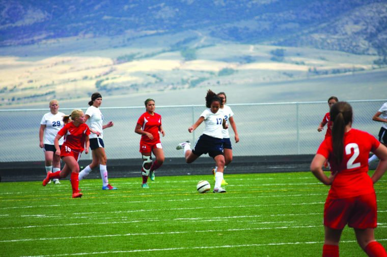 Girls Soccer Beats Yerington, Loses to Whittell