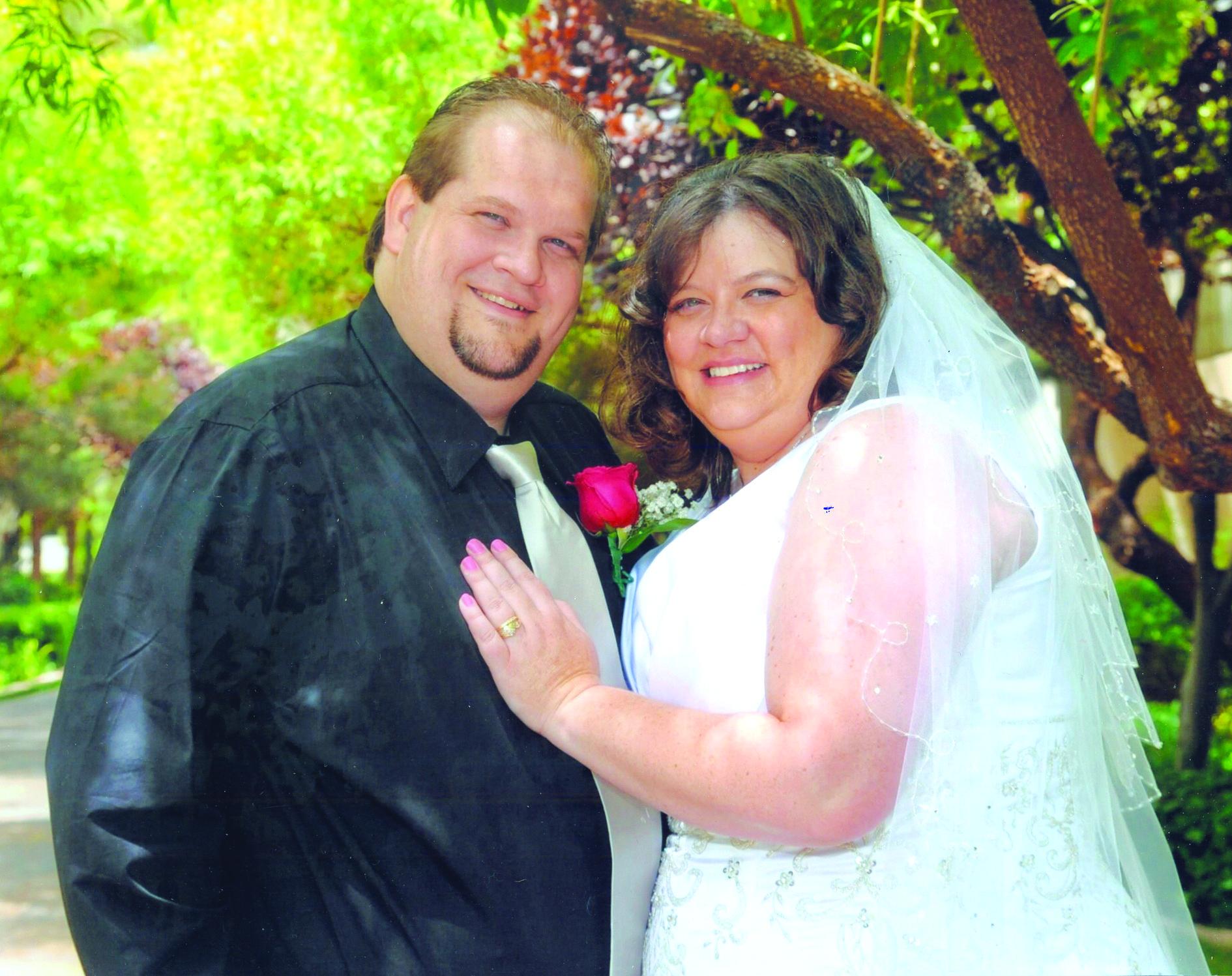 Freeman-Lawrence Marriage