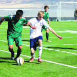 Boys soccer bounces back for tie