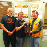 McGill teacher honored by Lions Club