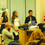 UNLV students present projects to community