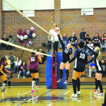 Volleyball downs West Wendover