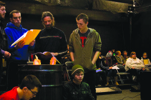 "Cathy Tucker's ""The Forgotten Carols"" drew in big crowds over the weekend. (Courtesy Photo)"