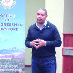 Horsford hears Ely residents' concerns