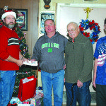VFW receives donation