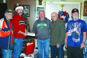 VFW Christmas Party1