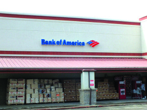 The Bank of America branch inside Ridley's in Ely was one of 23 branches in Nev. and Ariz. acquired by Washington Federal Bank. (Garrett Estrada photo)