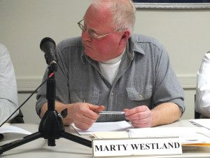 City Councilman Marty Westland initially moved to Ely to work for the Nevada Northern Railway. (Garrett Estrada photo)
