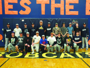 The White Pine High baseball team completed its tryouts on Saturday with 18 boys making the team. (Garrett Estrada photo)