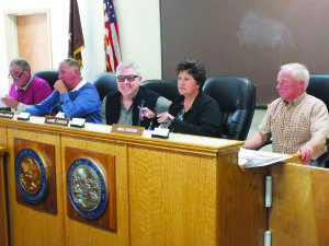 The White Pine County Commission appointed commissioners Mike Lemich and Laurie Carson to start an effort to consolidate the county's and city of Ely's governmental services.