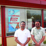 Brothers say Pizza Factory 'coming soon'