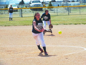 White Pine's pitching and defense only allowed two runs in Friday's games against Battle Mountain.