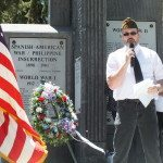Veterans, families pay tribute on Memorial Day