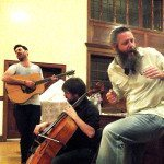Trio Bring Music to Ely