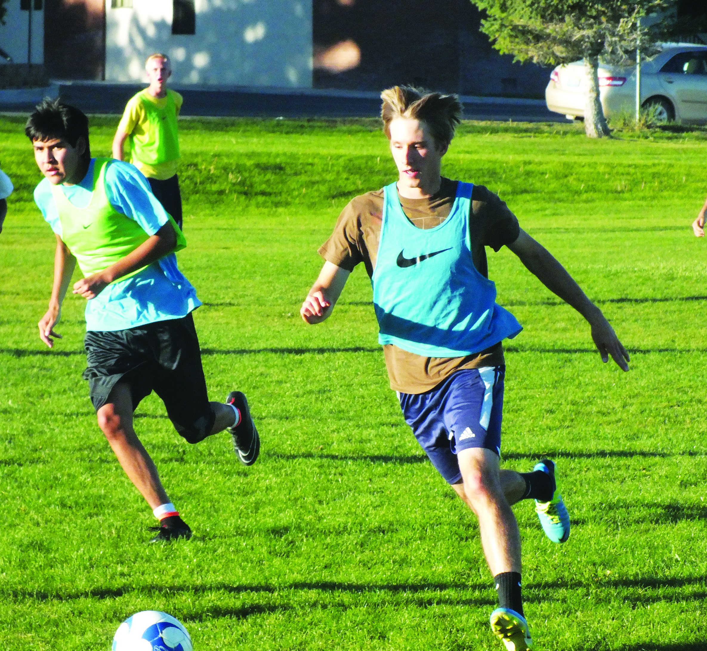 Bobcat soccer shows improvement in road loss