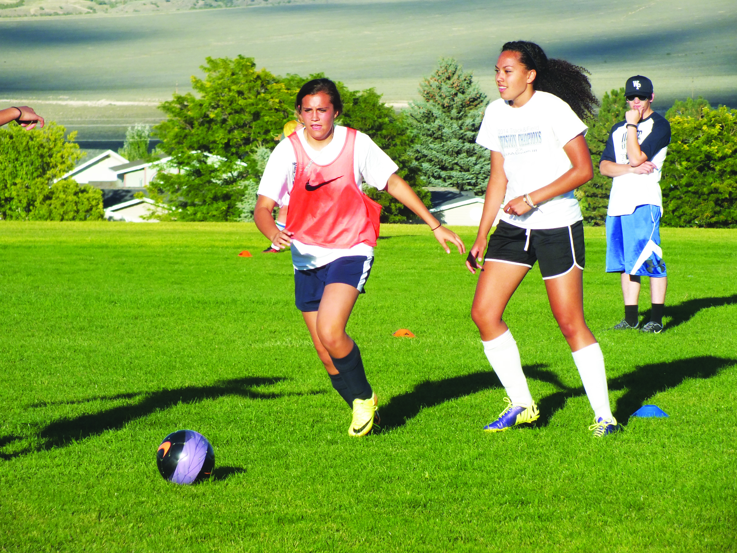 Ladycat soccer wins one, loses one on road