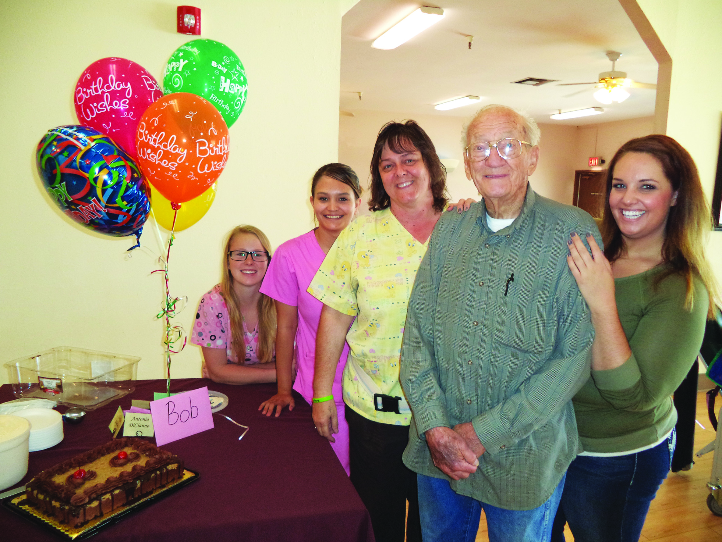 Marcum's 94th birthday