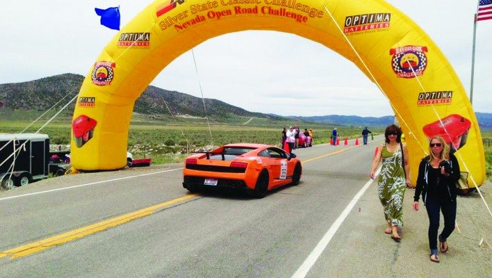 """Courtesy photo The Silver State Classic Challenge received a Guinness World Record in 2000 for """"World's Fastest Road Race."""""""