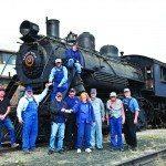 Locomotive engine to begin two-year restoration