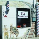 Ely Barber Shop owner Dawn Lamb said that she wants to bring back the feel of traditional barbershops from the 1950's.(Courtesy photo)
