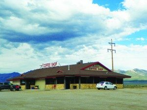 Lane's Truck Stop recently reopened its coffee shop and restaurant, a longtime favorite of locals before it closed in 1995. (Teresa Stewart photo)