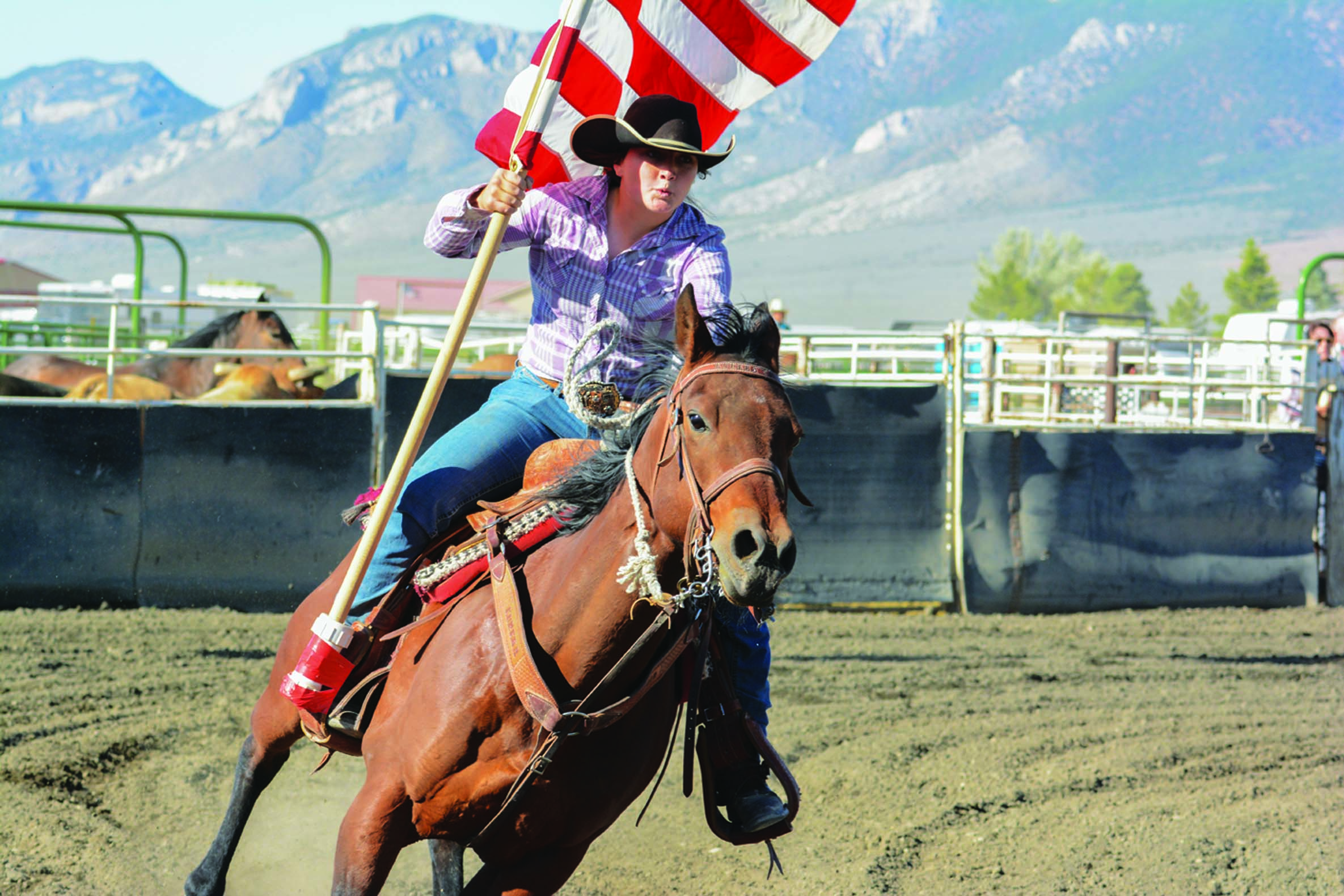 Club Working Hard To Put On Special State Rodeo The
