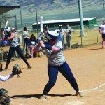 Ladycats dominant at home