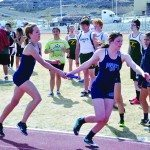 Girls track in top form at West Wendover meet