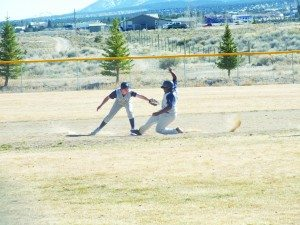 Baseball slider