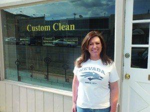 Joy Bennett loves to give high schoolers their first chance at a job. (Garrett Estrada photo)