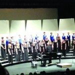 Courtesy photo The WPHS Singers perform at a choir concert earlier this year.