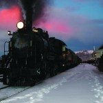 The Nevada Northern Railway will celebrate moms with free train rides Saturday. (Courtesy photo)