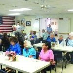 Senior Center offers place to socialize, eat lunch