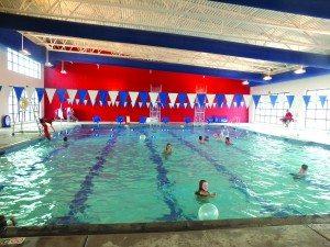 The White Pine Aquatic Center reached its one year anniversary on June 29. (Garrett Estrada photo)