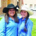 Leyba sisters take aim at rodeo success