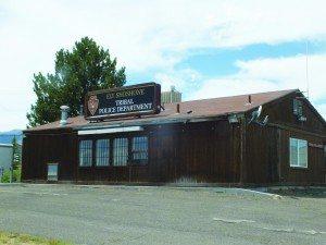 Ely Shoshone Tribal Police