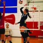 Ladycat volleyball wins at Lincoln, continues streak