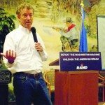 Rand Paul visits Ely