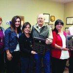 Lions Club honors four teachers