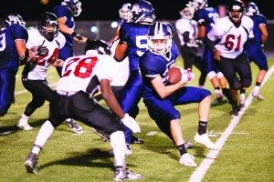 Robert Switzer photo The Bobcats have outscored their opponents 76-22 after starting the season with a 50-0 loss.
