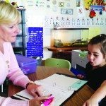 Billie Coleman October's Focus teacher at Learning Bridge