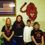 Mcgill Rlementary Top Tigers