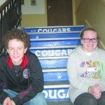 Hampton, Hunt named December Junior Elks students
