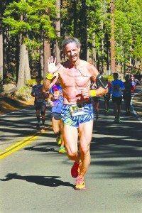 Ely Marathon Man The Ely Times