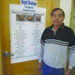 Local teacher helps keep Shoshone language alive