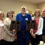 Ely Lions Club honors Griffith and Farnsworth