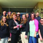 Students donate to CACH program