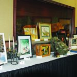 Spring art auction next week