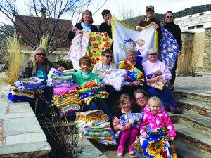 4-29 Blanket Donation1